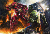 Hulkbuster VS The Hulk