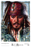 Jack Sparrow Poster Print (LIMITED)