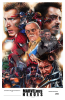 MARVELOUS HEROES Poster Print (LIMITED)