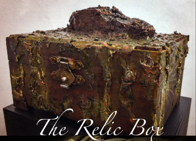 Titanic Relic Box (Only)