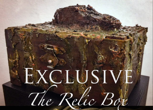 Relic Box: Titanic Exclusive