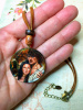 Outlander Wood Pendant