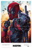 Deadpool Poster Print (LIMITED)