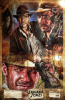 Indiana Jones Poster Print (LIMITED)